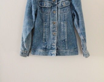 70's Lee Slim Fit Denim jacket