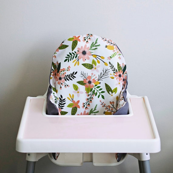 Ikea Toddler Bed Mattress Pad ~ Zweige und Blüten IKEA Antilop Hochstuhl Cover Hochstuhl