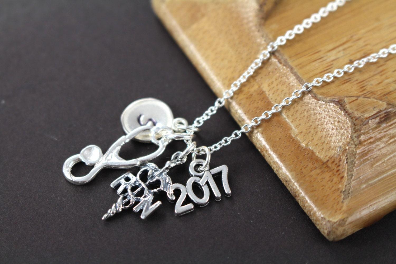 rn graduation gift rn gifts nurse graduation gift necklace