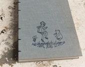 1958 CHRISTOPHER ROBIN Vintage Notebook