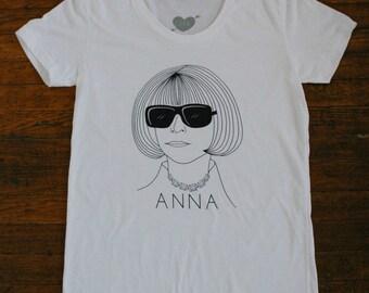 Anna Wintour t-shirt (**On Sale)