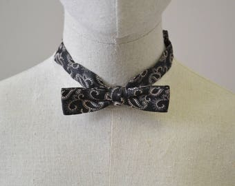 1950s Skinny Bow Tie