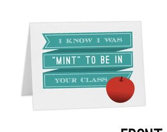 Teacher Appreciation Printable, Teacher Appreciation Bag Topper, Teacher Thank You Gifts, Teacher Appreciation Week DIGITAL DOWNLOAD