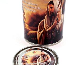 Bible Scripture Inspirational Candles