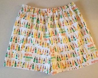 Men's St.Patrick's Day Boxer Shorts