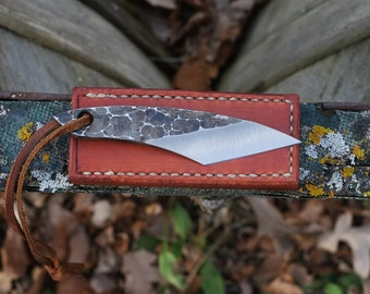 Pocket Knife - The Traveller's Companion - Hammered Finish