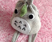 My Neighbor Totoro ~ Crochet Amigurumi Backpack