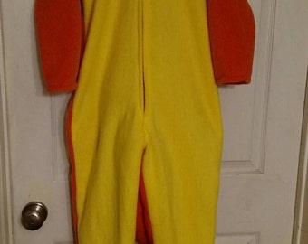 READY TO SHIP**Pokemon charmander Halloween or dress up costume, size 8