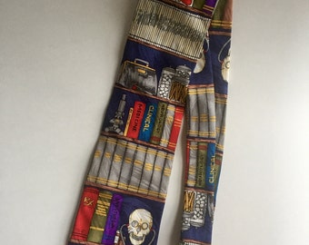Vintage RM Style Silk Tie, Doctor Style, Medical Office