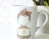Pia Coffee / Tea  Mug