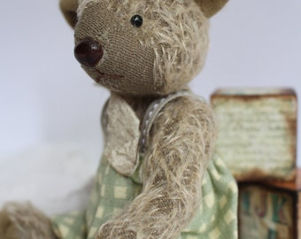 Artist Teddy Bear Mohair Jointed Collectable