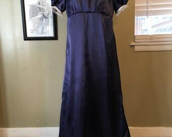 Regency Era Dress Pride and Prejudice Ball Gown Jane Austen Period Costume