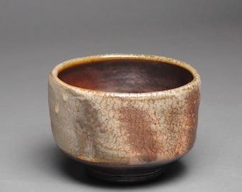 Tea Bowl Wood Fired Chawan  G42