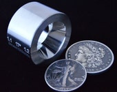 "One 1.1"" x 1.2"" @ 17 degrees Universal Folding/Reduction Die Hardened Stainless Steel"