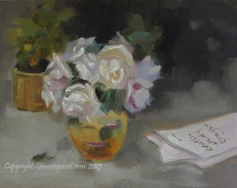 Sorolla Sensibilities...Original Oil Painting by Maresa Lilley, SND