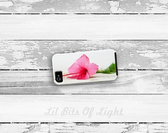 Pink iPhone 6s Case - iPhone 6s Plus Cover - iPhone 5s Case - Pink Flower iPhone 6 Case - iPhone 5 Case - iPhone 4/4s Case -  iPhone Case