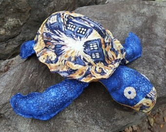 "DR WHO Sea Turtle- ""The Tordis"""