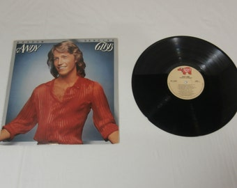Andy Gibb Shadow Dancing LP Record Album RS-1-3034 Vintage 1978