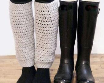 Crochet Long Legwarmers Yoga Legwarmers Running Leg Warmers Fitness Accessories Women Teen to Adult Fashion Accessories Gift Ideas