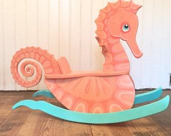 Rocking Seahorse
