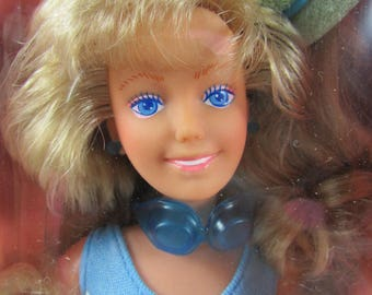 Makin' Waves Maxie Doll  NRFB New MIB Sealed Hasbro 1987