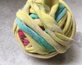 Tie-dye T-shirt Yarn