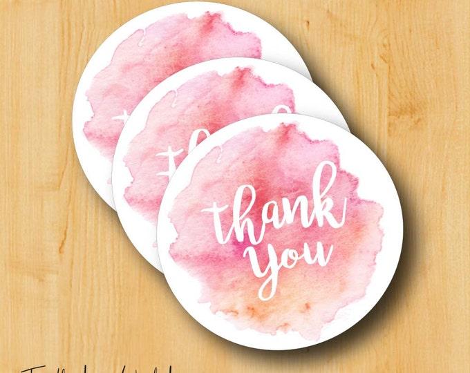 Thank You Sticker | Bridal Stickers | WeddingLabels | Wedding Stickers for Favors | Thank You Labels