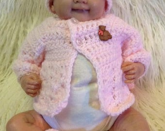 Clothes for reborn preemie doll, reborn doll clothes