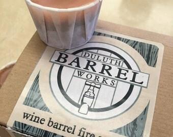 Reclaimed Wine Barrel Fire Starters
