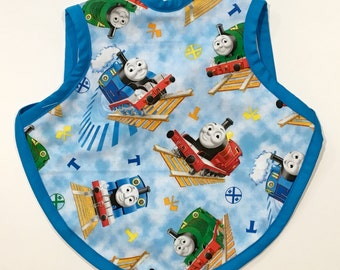 Thomas the Tank Engine Bapron - Size 6-18 Months