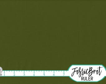 KONA COTTON AVOCADO Solid Fabric by the Yard, Fat Quarter Robert Kaufman Camo Green Solid fabric K001-1451 100% Cotton Quilt Fabric w12-30
