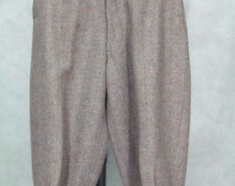 1920s Knickers Golf Pants Vintage Button Fly Plus Fours Appears Uworn