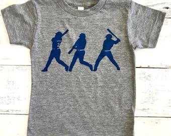 Ken Griffey Jr. Toddler tshirt. Griffey toddler shirt. Seattle baseball.