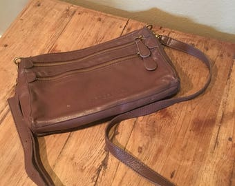 Liebeskind  leather crossbody purse