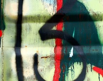 Urban Decay, Street Wall Art, Graffiti Wall Art