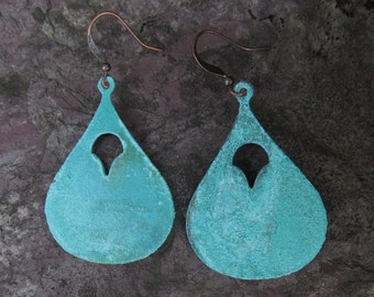 Rustic Arabian Earrings