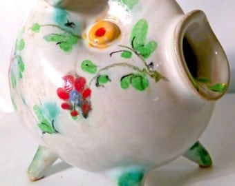 Ceramic Piggy Bank Etsy