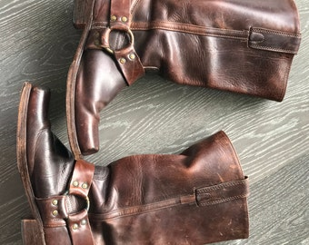Frye Vintage Boots Male Size 9