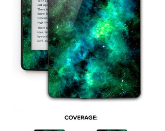 Kindle Case Alternative Kindle Cover Kindle Paperwhite Cover Kindle Skin Kindle Fire Voyage Vinyl Skin # Greendust