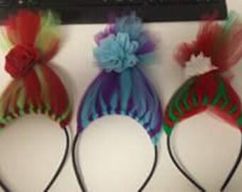Troll Hair Headband