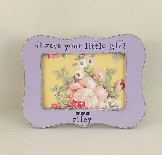 Mom gift Gift for mom Mother\'s Day frame always your little girl ...
