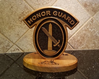 Army Wood Carving Etsy