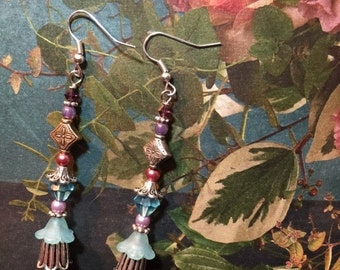 Bluebell Dangle Earrings