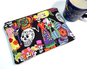 Sugar Skull iPad Case, iPad Air Case, iPad Mini Case, Tablet Case, Kindle Case, Fire HDX, Galaxy Note Case, Galaxy Tab Case, Cute iPad Case