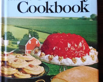 Farm Journal's Country Cookbook Revised, Enlarged Edition 1972