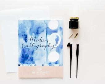 Beginner Modern Calligraphy Starter Kit