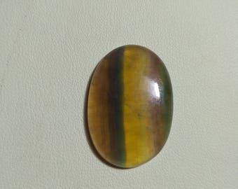 Fluorite Cabochon
