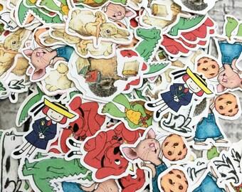 Confetti - Storybook,Birthday Party,Children's Books,Book Theme Baby Shower,Book Confetti,Childrens Book Party,Storybook Baby Shower,Vers 3
