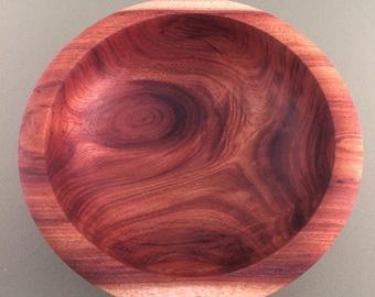 wooden salad bowl, bowl wooden, wooden bowl