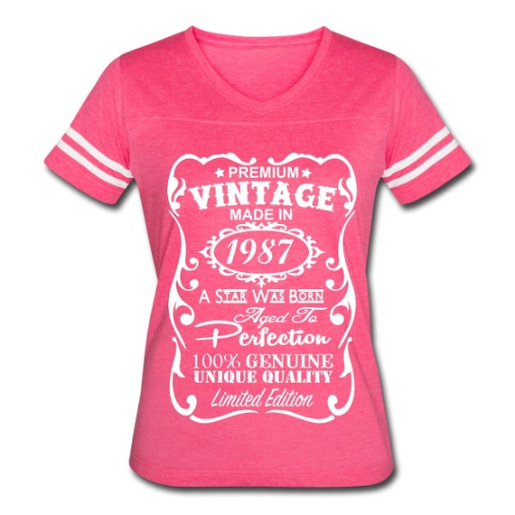 37 Unique Birthday Gifts For Her: 30th Birthday Gift Ideas For Women VELVETY PRINT Vintage